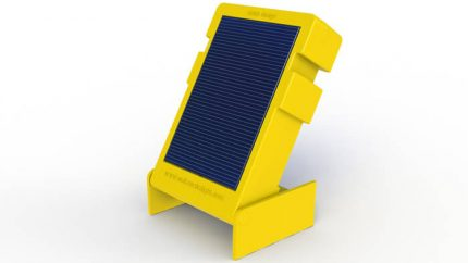 Solar Lamp from WakaWaka