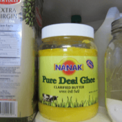 Ghee In My Pantry