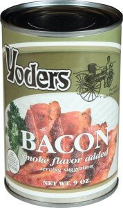 Canned Bacon - Survival Food