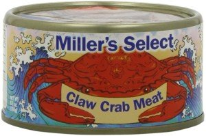 Survival Food - Crab Meat