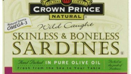 Survival Food - Canned Sardines