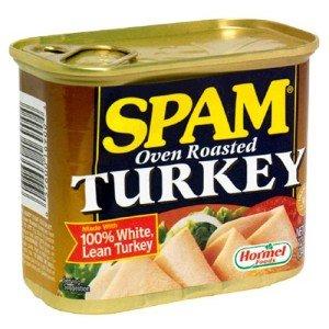 Roasted Turkey Spam