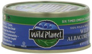 Survival Food - Wild Albacore Tuna