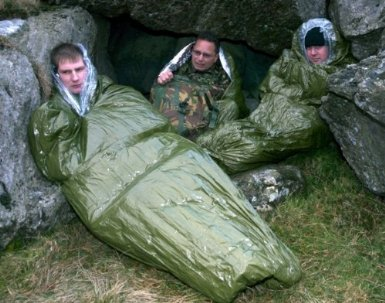A Survival Blanket Can Save Your Life