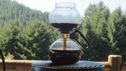 Brewing Coffee Without Power