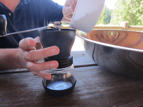 grindingcoffeewithoutpower
