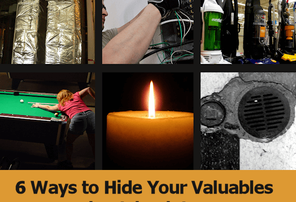 Hide Your Valuables