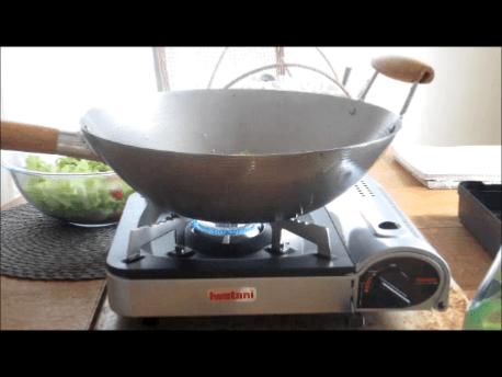 butane stove